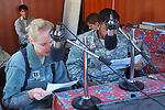 Team uses Afghan airwaves to counter flu misinformation