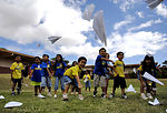 Learning to fly at Air Force Week Honolulu