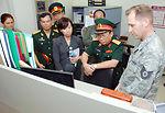Vietnam military health, logistics reps visit Hickam