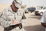 Airmen decrease base threats with random antiterrorism measures
