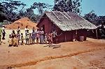This photograph of a Yambuku, Zaire (now Democrati