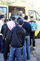 Manas Airmen donate necessities to hospital, school in Kyrgyzstan