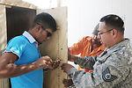 Airmen provide local Iraqis building skills