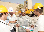 Servicemembers hammer out, nail down Iraqi construction