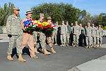 Airmen bid farewell to Spanish forces at Transit Center at Manas