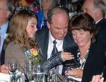 One woman, one big award