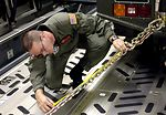 Loadmasters help reposition Australian Defense Forces
