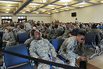 Aviano Airmen open doors to new NATO terminal