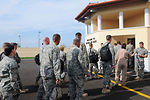 Aviano Airmen open doors to new NATO terminal