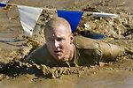 Mud bath, anyone?