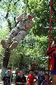 376th ESFS dedicates new children's playground