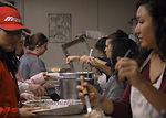 Kunsan Airmen show Thanksgiving spirit with South Koreans