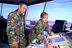 Laughlin students keep air traffic controllers busy