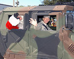 Lackland, Texas join forces for safety