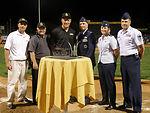 Baseball team wins 'American Spirit' Award