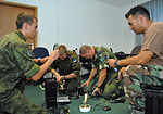Air ground operations school helps NATO train Estonian, Swedish troops for deployment