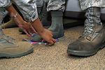 Luke Airmen to test new stain resistant footwear