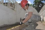 Guam Guard members leave mark in Dili