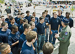 New recruits enlist at Chicago Air and Water Show