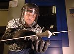 Flight builds training replicas, saves money