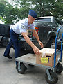 Tyndall Airmen participate in Meals on Wheels program