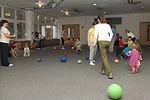Children, parents get fit together