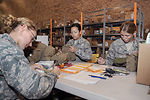 Cadets experience deployment tempo