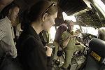 Airmen, aircraft on display at Paris Air Show