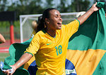 Brazil wins World Military Women's Soccer Championship at Keesler