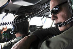 Training with the 'Hurricane Hunters'