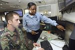 Air Force, Navy weather forecasters form one front