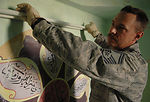 American, Iraqi Airmen partner to restore Sultan Saqi shrine