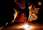 Merger provides Airmen chance to ?weld? new skills