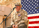 USO brings Rascal Flatts to Baghdad