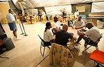 Jazz night in Baghdad be-bops with Airmen's notes