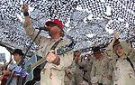USO brings taste of America to troops