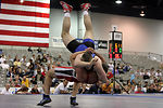 Air Force wrestlers take two medals at nationals