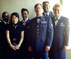 Airman remembers day she lost four friends