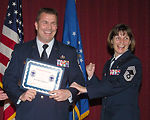 Two chiefs, one marriage, love for Air Force