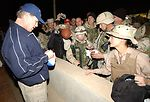 Balad Airmen welcome USO tour