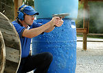 Airman sets sights on shooting championship