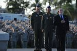 9/11 ceremony at Joint Base Pearl Harbor-Hickam, Hawaii