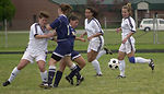 Soccer gals
