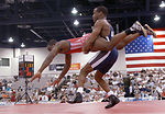Air Force wrestling team wins national title
