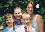 AF family gives to Chernobyl children health, hope