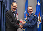USAFA cadet honored as Cadet of the Year