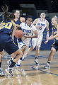Women's basketball team defeats CCU Lady Cougars