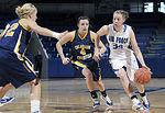 Women's basketball team defeats CCU Lady Cougars