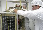 Cadet-built satellite to launch Nov. 19