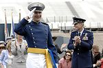 Joint Chiefs chairman delivers Academy commencement
